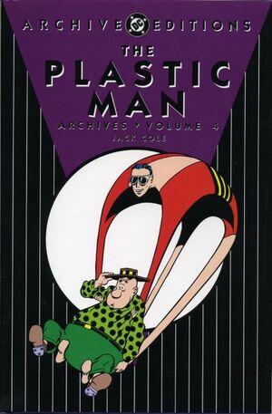 Plastic Man Archives Vol 1 4