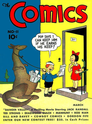 The Comics Vol 1 11