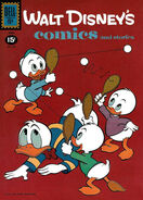 Walt Disney's Comics and Stories Vol 1 247