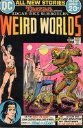 Weird Worlds Vol 1 1