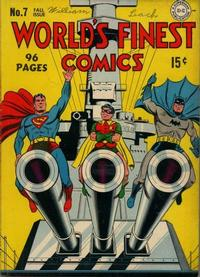 World's Finest Comics Vol 1 7