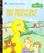 Big birds day on the farm