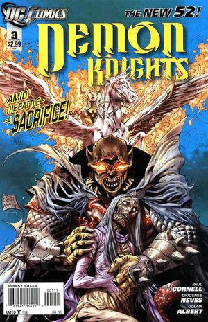 Demon Knights Vol 1 3