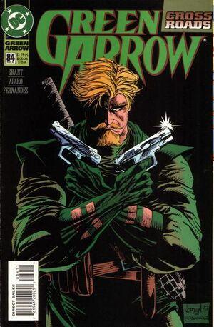 Green Arrow Vol 2 84