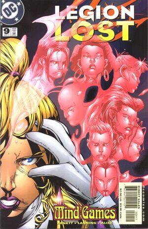 Legion Lost Vol 1 9