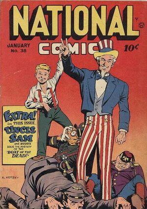National Comics Vol 1 38