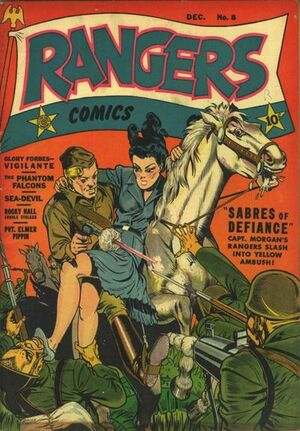 Rangers Comics Vol 1 8