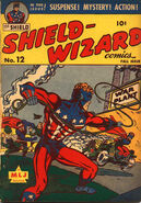 Shield-Wizard Comics Vol 1 12
