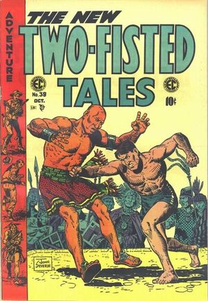 Two-Fisted Tales Vol 1 39