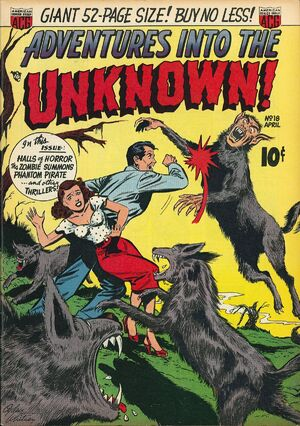 Adventures into the Unknown Vol 1 18