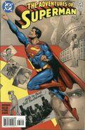 Adventures of Superman Vol 1 573