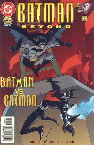 Batman Beyond Vol 2 1
