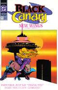 Black Canary Vol 1 4