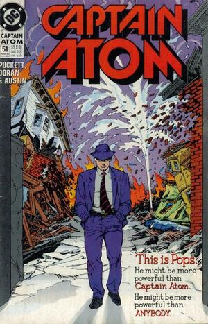 Captain Atom Vol 1 51
