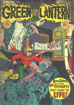 Green Lantern Vol 1 15