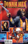 Jonah Hex Riders of the Worm and Such Vol 1 2