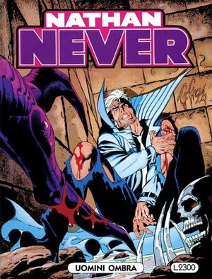 Nathan Never Vol 1 8