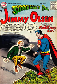Superman's Pal, Jimmy Olsen Vol 1 17