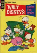 Walt Disney's Comics and Stories Vol 1 319