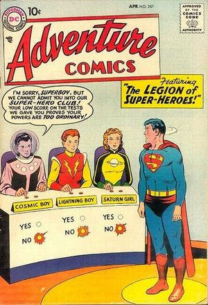 Adventure Comics Vol 1 247