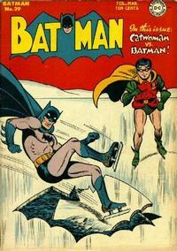 Batman Vol 1 39
