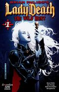Brian Pulido's Lady Death The Wild Hunt Vol 1 1