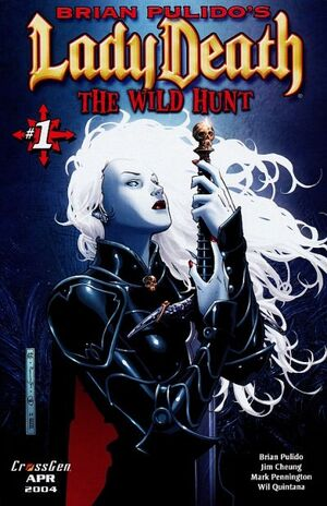 Brian Pulido's Lady Death The Wild Hunt Vol 1 1