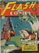 Flash Comics Vol 1 34
