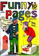Funny Pages Vol 1 10