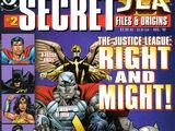 JLA Secret Files and Origins Vol 1 2