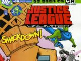 Justice League Unlimited Vol 1 35