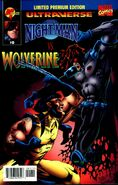 Night Man vs. Wolverine Vol 1 0