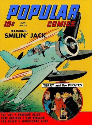 Popular Comics Vol 1 75