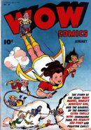 Wow Comics Vol 1 40