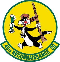 45th Reconnaissance Squadron