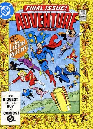 Adventure Comics Vol 1 503