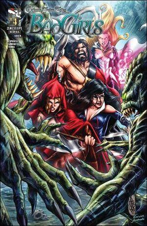 Grimm Fairy Tales Presents Bad Girls Vol 1 4
