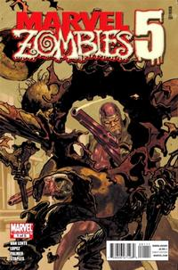 Marvel Zombies 5 Vol 1 1