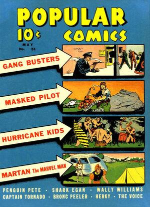 Popular Comics Vol 1 51