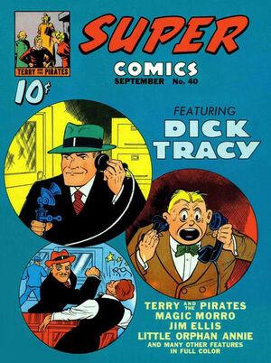 Super Comics Vol 1 40