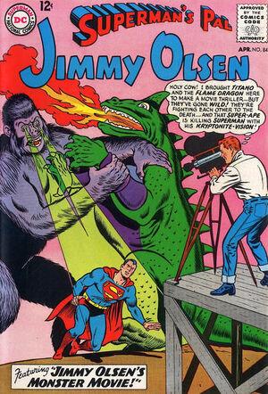 Superman's Pal, Jimmy Olsen Vol 1 84