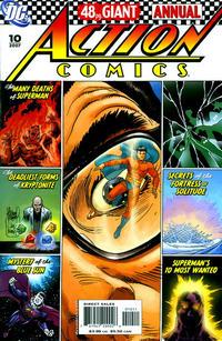 Action Comics Annual Vol 1 10