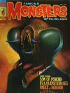 Famous Monsters of Filmland Vol 1 104