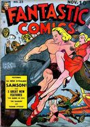 Fantastic Comics Vol 1 23