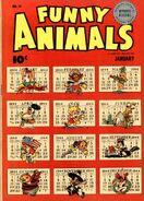 Fawcett's Funny Animals Vol 1 14