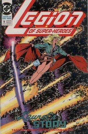 Legion of Super-Heroes Vol 4 9