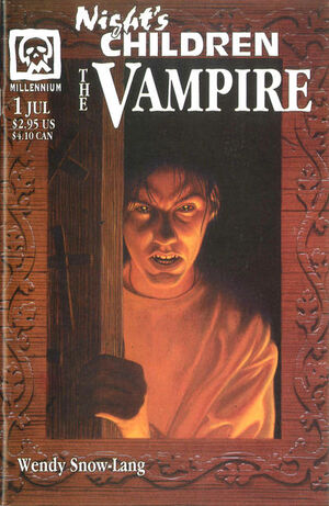Night's Children The Vampire Vol 1 1