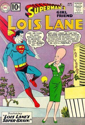 Superman's Girlfriend, Lois Lane Vol 1 27