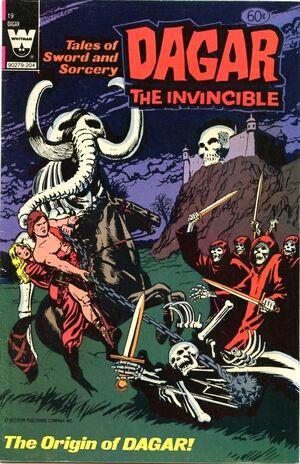 Tales of Sword and Sorcery Dagar the Invincible Vol 1 19