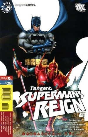 Tangent Superman's Reign Vol 1 3